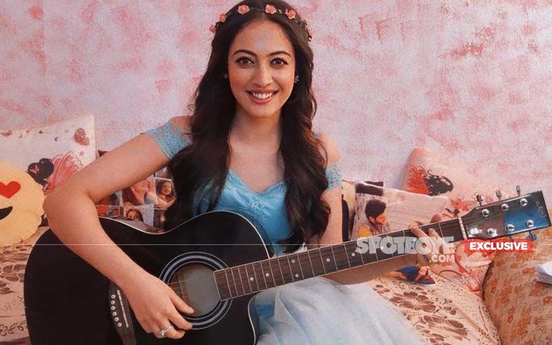 Aditi Sharma: 'I Use Music As A Medium To Express Myself'- EXCLUSIVE