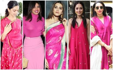 Deepika Padukone, Priyanka Chopra Jonas, Kriti Sanon, Nushrat Bharucha And Karisma Kapoor Give Tips To Become A Perfect 'Gulaabo'