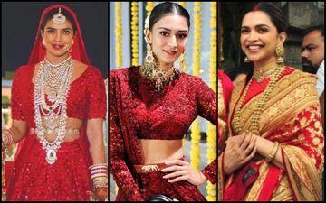 Erica Fernandes Apes Deepika Padukone-Cum-Priyanka Chopra Sabyasachi Look But FAILS!