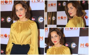 FASHION CULPRIT OF THE DAY: Elli AvrRam, Was This Disastrous Look A Product Of Extreme Haste?