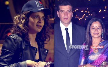 Kangana Ranaut's Ex-Lover Aditya Pancholi To Watch Simran With Wife Zarina Wahab!