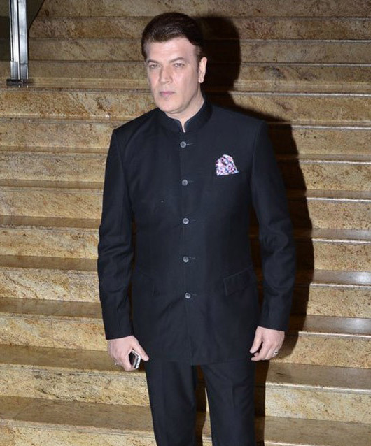 aditya pancholi poses for a photo shoot