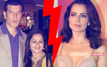 Here's What Kangana's Ex Aditya & His Wife Zarina Are Doing AGAINST Her
