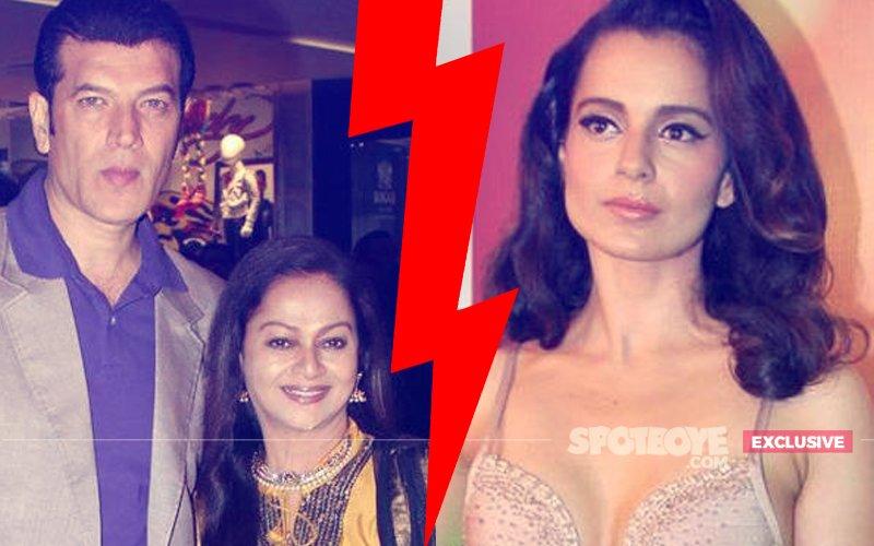 Here's What Kangana's Ex Aditya & His Wife Zarina Are Doing AGAINST Her