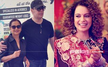Aditya-Zarina Like Kangana In Simran. If Only She Was A Good Human Being... They Lament