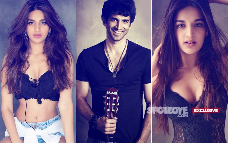 Aditya Roy Kapur Finds His 4 AM Friend In Newbie Nidhhi Agerwal