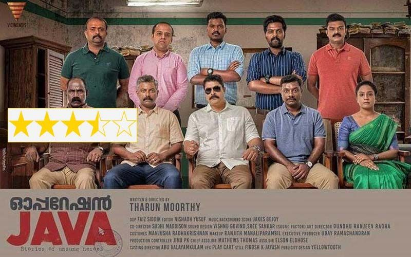 Operation Java Review: The Film Is Uneven But A Remarkable Cinema On Cybercrime