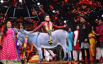 Indian Idol 11: Aditya Narayan Gets Married To A Donkey And We Are Dying Of Laughter