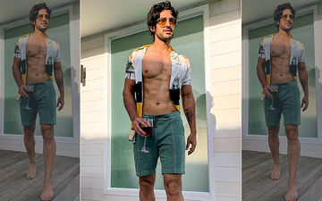 Aditya Seal Is On A Vacay And His Pictures Are Completely Droolworthy