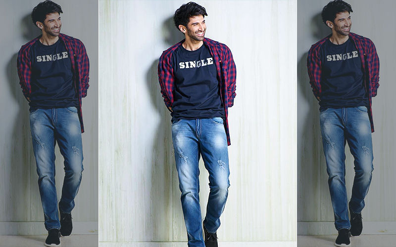 Aditya Roy Kapur Confesses He Is 'SINGLE'; Parineeti Chopra, Arjun Kapoor Call Him A Liar