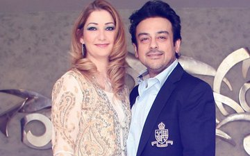 Adnan Sami Blessed With A Baby Girl, Names Her Medina Sami Khan