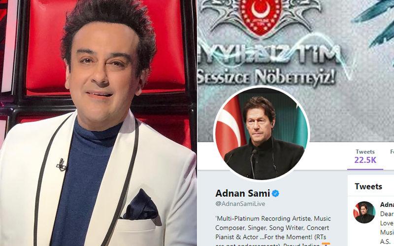 अमिताभ बच्चन के बाद अदनान सामी का ट्विटर अकाउंट हुआ हैक, दिखी इमरान खान की तस्वीर
