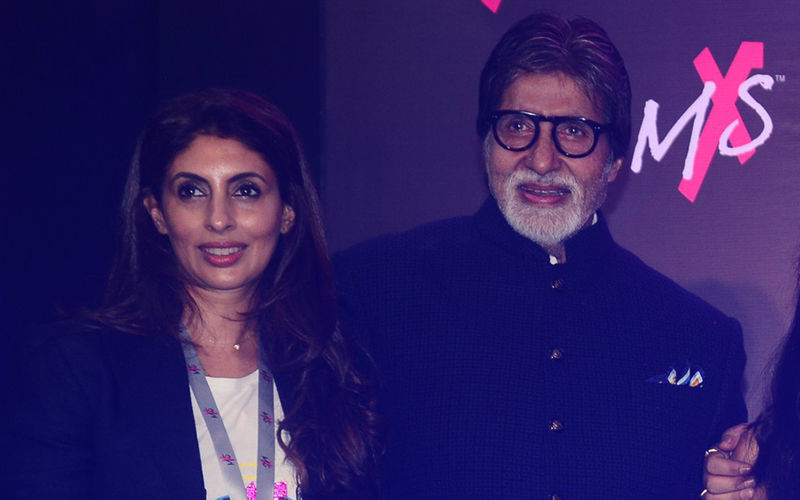 Amitabh Bachchan Beams With Pride As Shweta's Fashion Brand Gets Massive Response, Collection Sold Out In 2 Hours