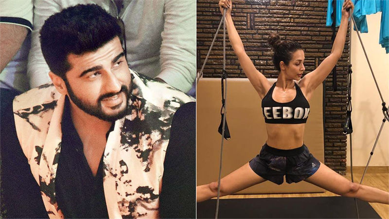 Malaika Arora's Monday Motivation Picture Is Inspiring Arjun Kapoor To No End!
