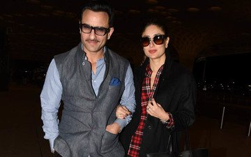 Saif-Kareena Take Off On Their Annual Vacay