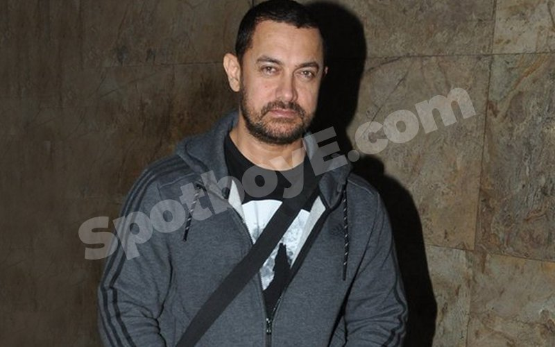 Aamir's sweating it out to be the Secret Superstar