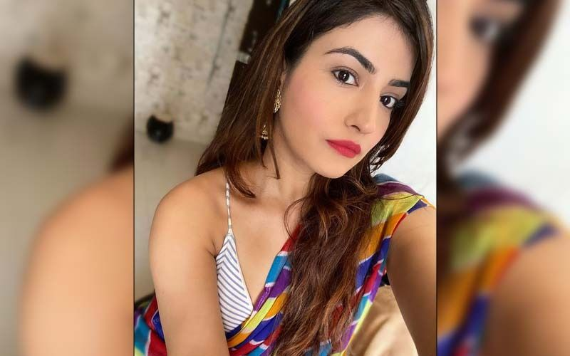 Subuhii Joshi Pens A Note After Losing Her Friend; Opens Up About Her Low Phase And Urges Fans To Never Give Up: 'I'm Not Working, My Life Is A Mess'