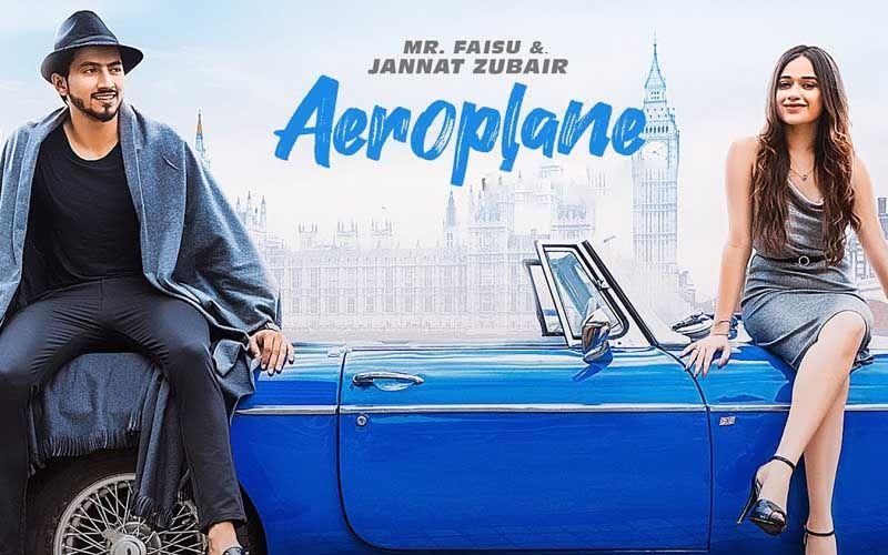 Faisal Shaikh And Jannat Zubair's New Single Aeroplane Is 'High' On Maldivian Romance – Watch Video
