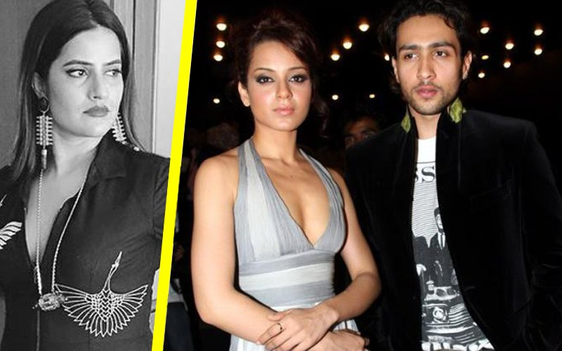 Kangana's ex, Adhyayan Suman, gets slammed by singer Sona Mohapatra
