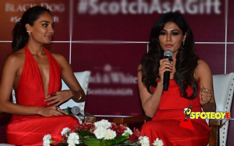 Lisa Haydon, Chitrangada Singh look red hot