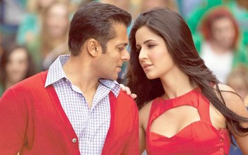 RED HOT: Katrina lands up on Sultan sets and spends 2 hours with Salman!