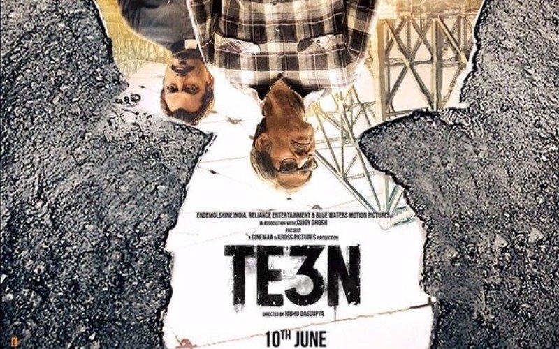 Amitabh-Nawazuddin-Vidya's TE3N looks very gripping