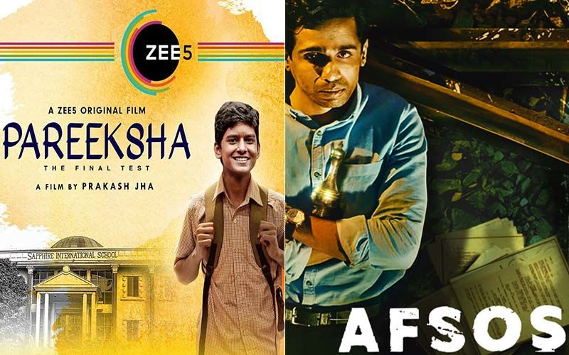 Pareeksha And Afsos: Two Out-Of-The-Box OTT Films You May Have Missed