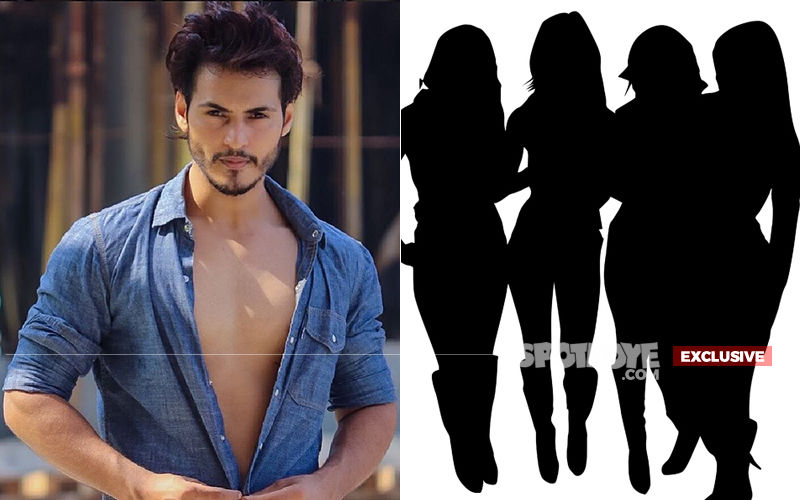 After His Hot Scene With Shafaq Naaz, Ravi Bhatia Gets Ready To Romance 4 Girls In His Next!