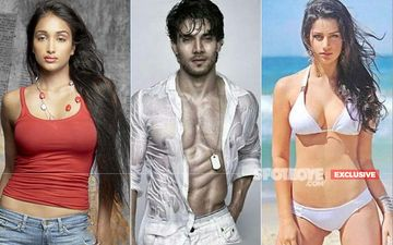 After Jiah Khan, Sooraj Pancholi's Love Life Gets 'Reset'; Actor Dating Hot Brazilian Model Larissa Bonesi
