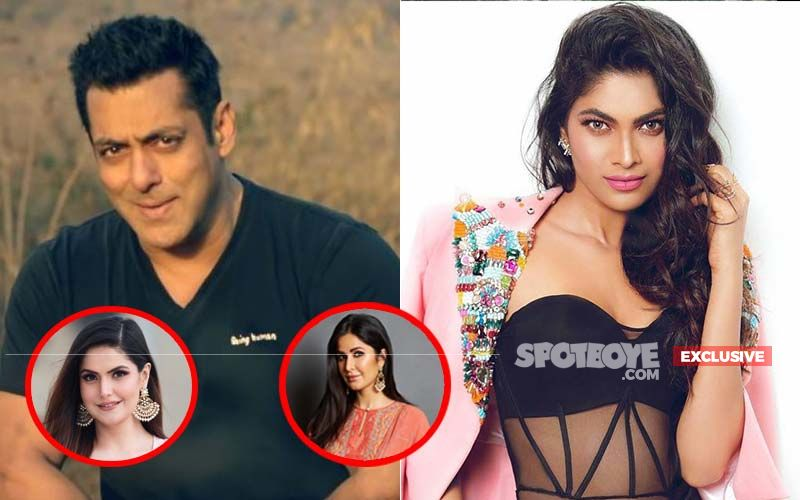 After Katrina Kaif, Zareen Khan And Many Others, Salman Khan's New Protégé Is Former Bigg Boss Contestant Lopamudra Raut