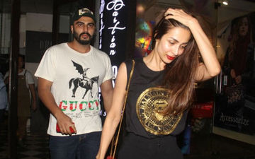 After Malaika Arora's Denial, Here Comes Arjun Kapoor's Reaction On Their Wedding Rumours