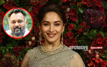 After Total Dhamaal And Kalank, Madhuri Dixit Now In A Luv Ranjan Movie?