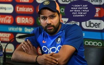 After Virat Kohli Puts Rift Rumours To Rest, Rohit Sharma Says He Walks Out For His Team And Country