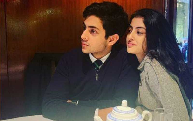 Agastya Nanda Drops An Unseen Picture With Sister Navya Nanda On Her Birthday; Instagram Is Having A Meltdown – PIC Inside