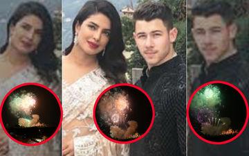 Fireworks Lit Up The Sky Above The Newlyweds Priyanka Chopra-Nick Jonas At Umaid Bhawan