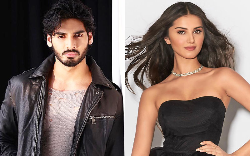 Tara Sutaria Is Ahan Shetty's Ladylove In His Debut Film