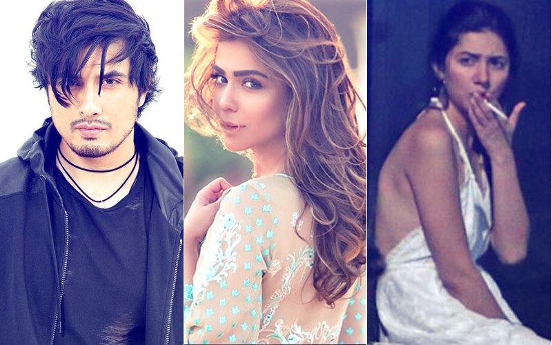 Ali Zafar & Humaima Malick Trolled For Defending Mahira Khan