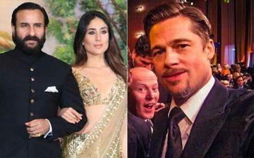 Brad Pitt Once Called Saif Ali Khan- Kareena Kapoor A 'Good Looking Couple'; Reacted To Comparisons Between Brangelina And Saifeena