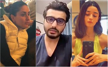 Air India Plane Crash: Alia Bhatt, Kareena Kapoor Khan, Arjun Kapoor Express Shock And Grief Over The Tragedy
