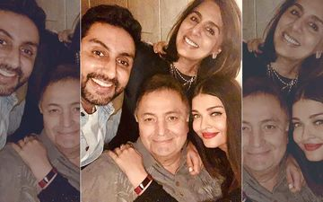 Rishi Kapoor Demise:  Abhishek Bachchan-Aishwarya Rai Bachchan Are Heartbroken As They Share Throwback Pics With 'Dearest Chintu Uncle'