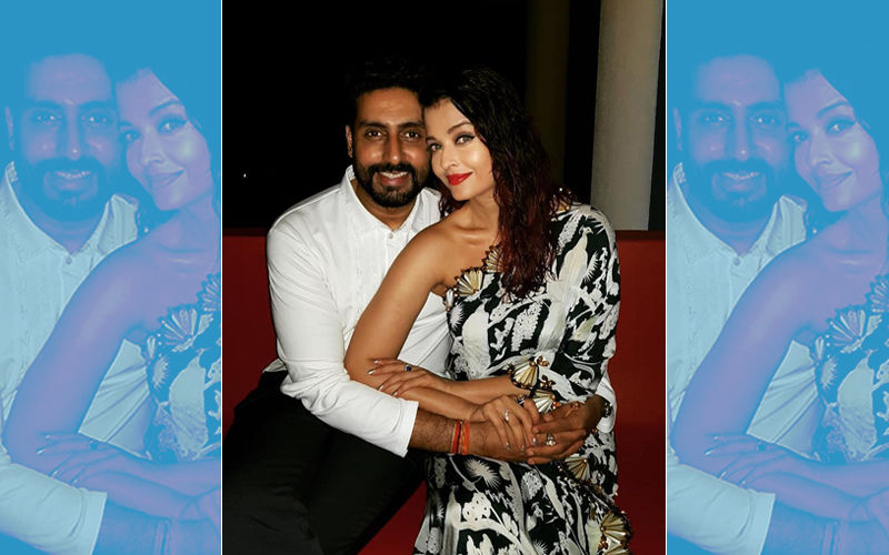 Aishwarya Rai & Abhishek Bachchan Are All About Love In Goa