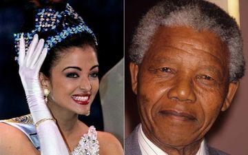 When Miss World Aishwarya Rai Bachchan Represented India And Met Nelson Mandela: Rare Moment From The Archives