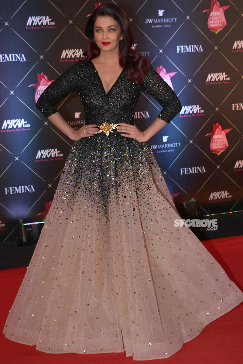aishwarya rai bachchan at femina awards