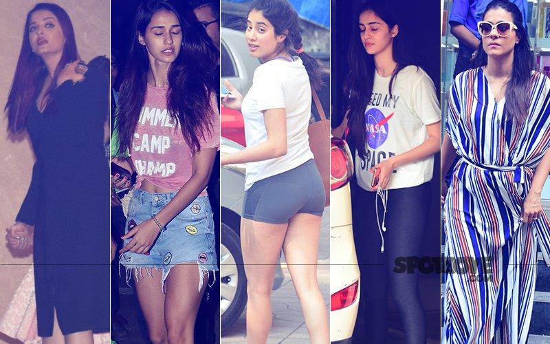 STUNNER OR BUMMER: Aishwarya Rai Bachchan, Disha Patani, Janhvi Kapoor, Ananya Pandey Or Kajol?
