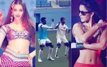 Video: Ranbir & Abhishek Do Aishwarya's Kajra Re Steps On Katrina's Kala Chashma- What A Swap!