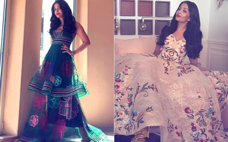 Cannes Film Festival 2017: Aishwarya Rai Bachchan Has Just Walked Out Of A Garden!