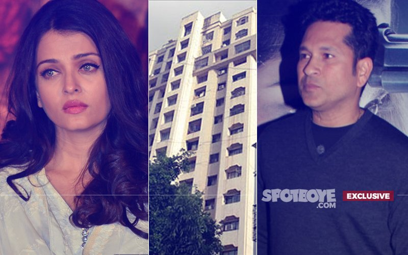 Aishwarya Rai's Mother's Building Catches Fire, Began From Sachin Tendulkar's MIL's Flat