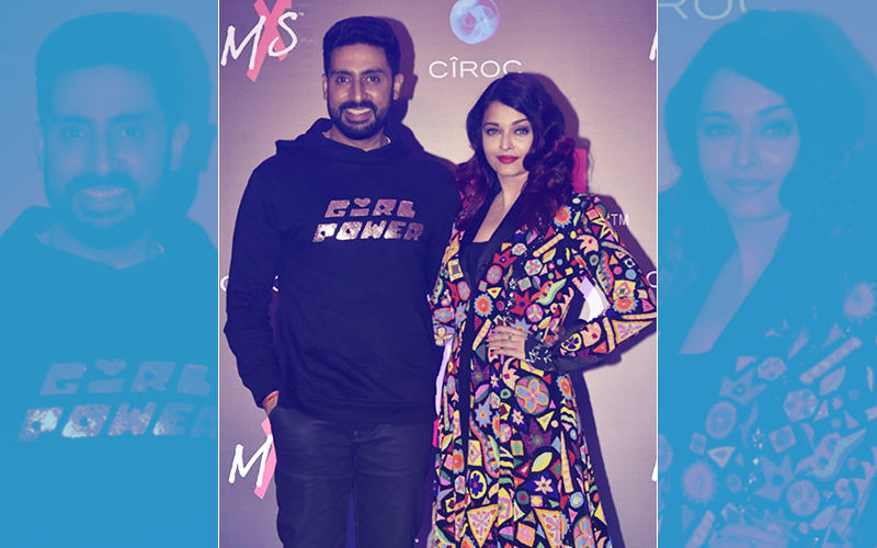 Aishwarya Rai Bachchan Receives Meryl Streep Award, Abhishek Bachchan Is A 'Proud' Husband