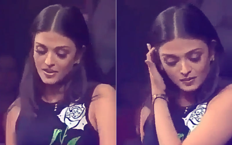 Throwback Video: When A Nervous Aishwarya Rai Left Audience Mesmerized With Her Singing...