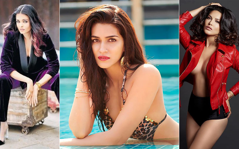 Aishwarya Rai Bachchan, Sunny Leone, Kriti Sanon And Several Others Dazzle On Dabboo Ratnani 2019 Calendar